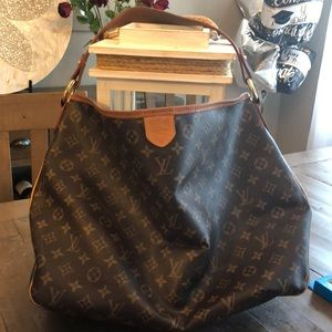Authentic LV Delightful GM